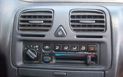 How Your Car's Air Conditioning Works