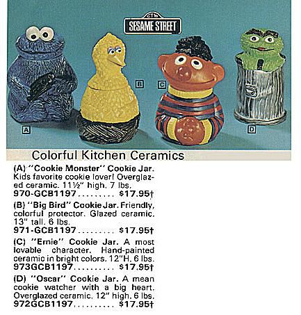 Catalog example