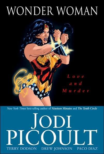 'Wonder Woman: Love and Murder'