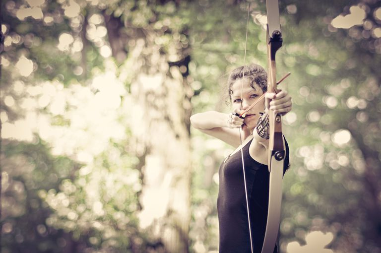 Sagittarius Women: The Archer