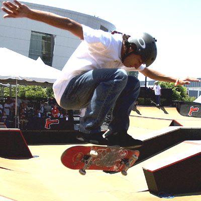 Landing tre-flips skateboarding trick tips