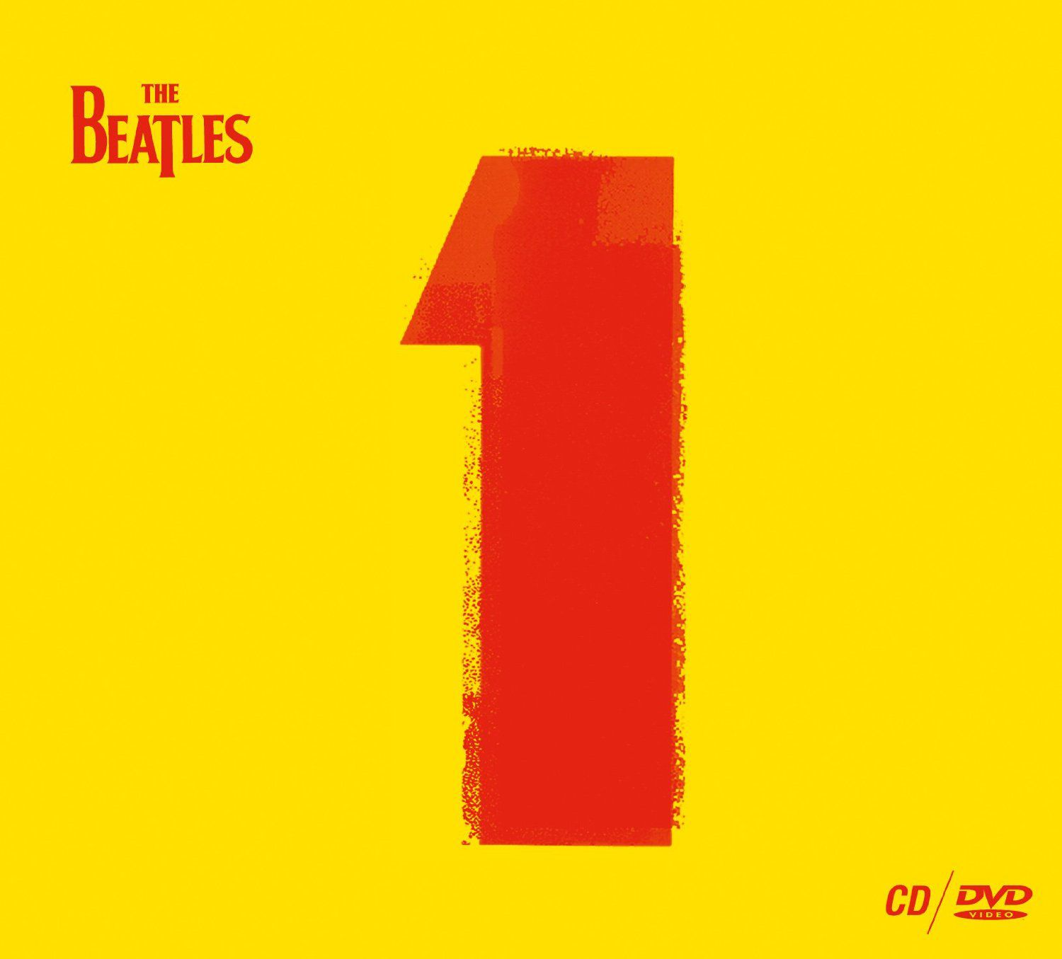 The Beatles 1 DVD or BluRay