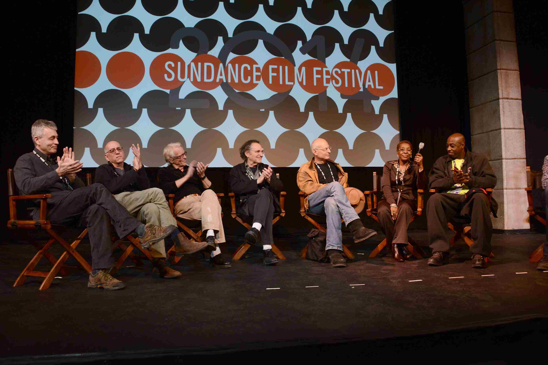'Hoop Dreams' Q&A - 2014 Sundance Film Festival
