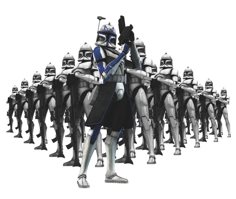 Clone Warriors