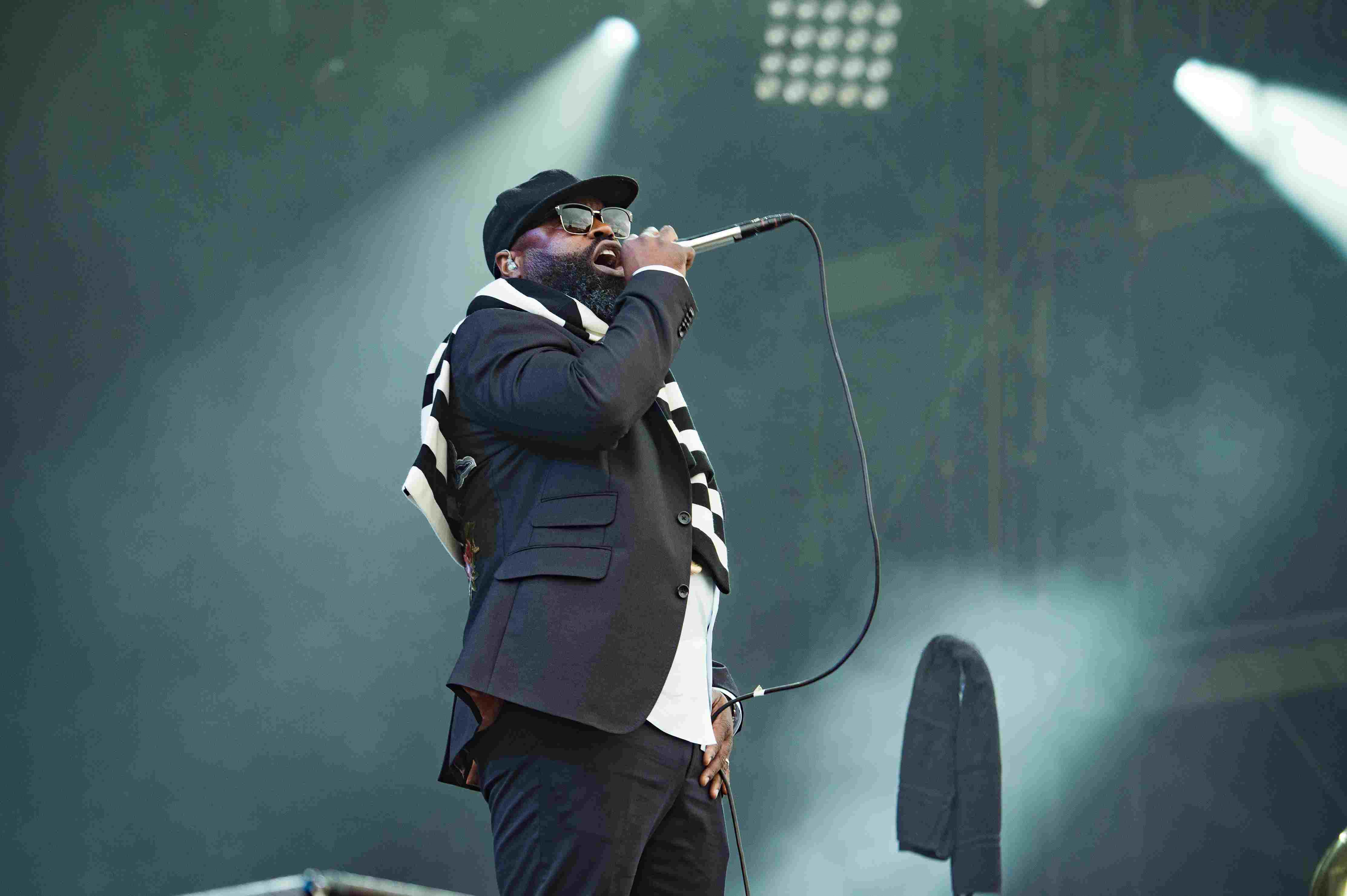 Black Thought in Concert