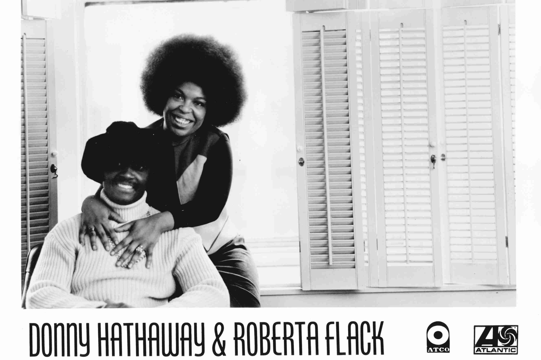 Roberta Flack and Donny Hathaway