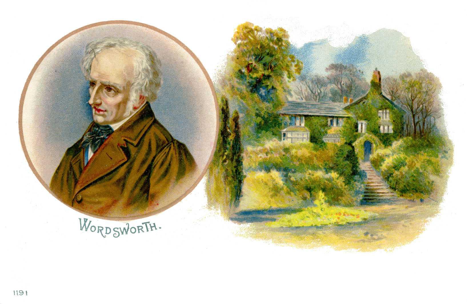 William Wordsworth - portrait