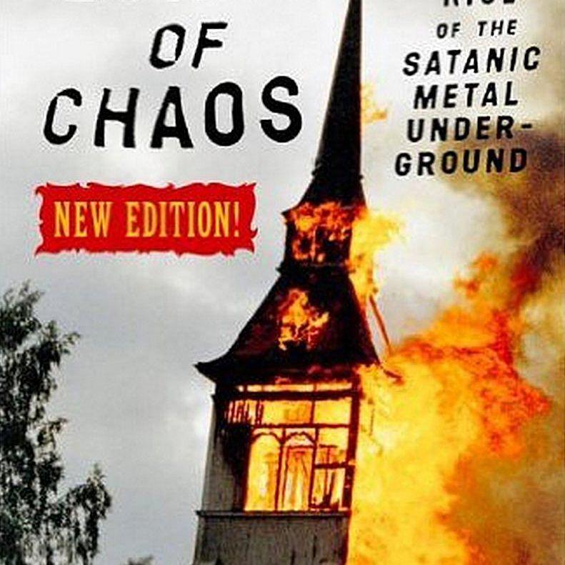 'Lords Of Chaos' - Michael Moynihan