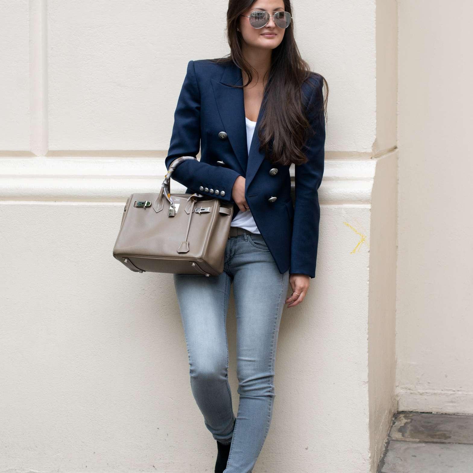 Fashion-blogger-Peony-Lim-HandM-jeans-Balmain-jacket-Kirstin-Sinclair.jpg