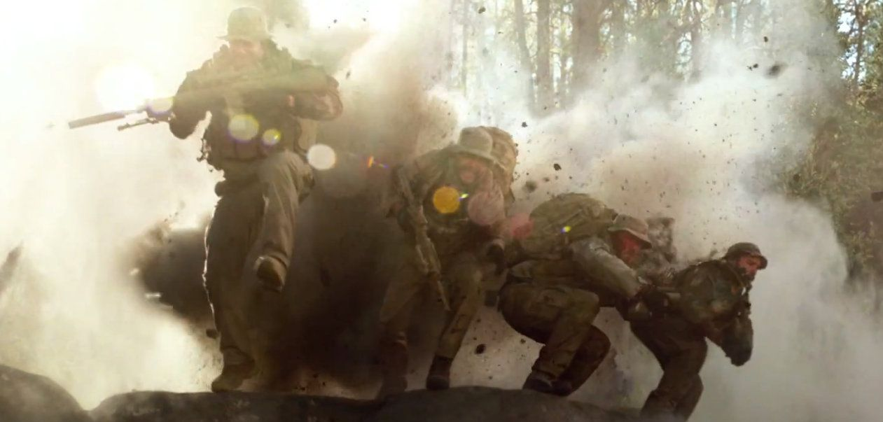 Top 13 War Movie Battle Scenes of All Time