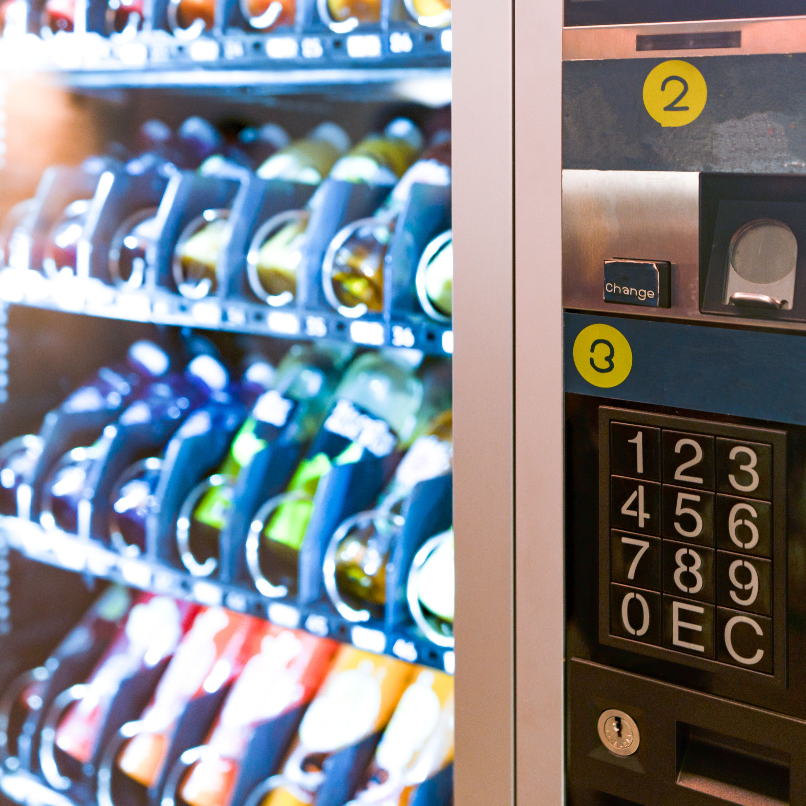 Some Suggest Vending Machines Are Deadlier Than Sharks