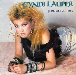 """Cyndi Lauper - """"Time After Time"""""""