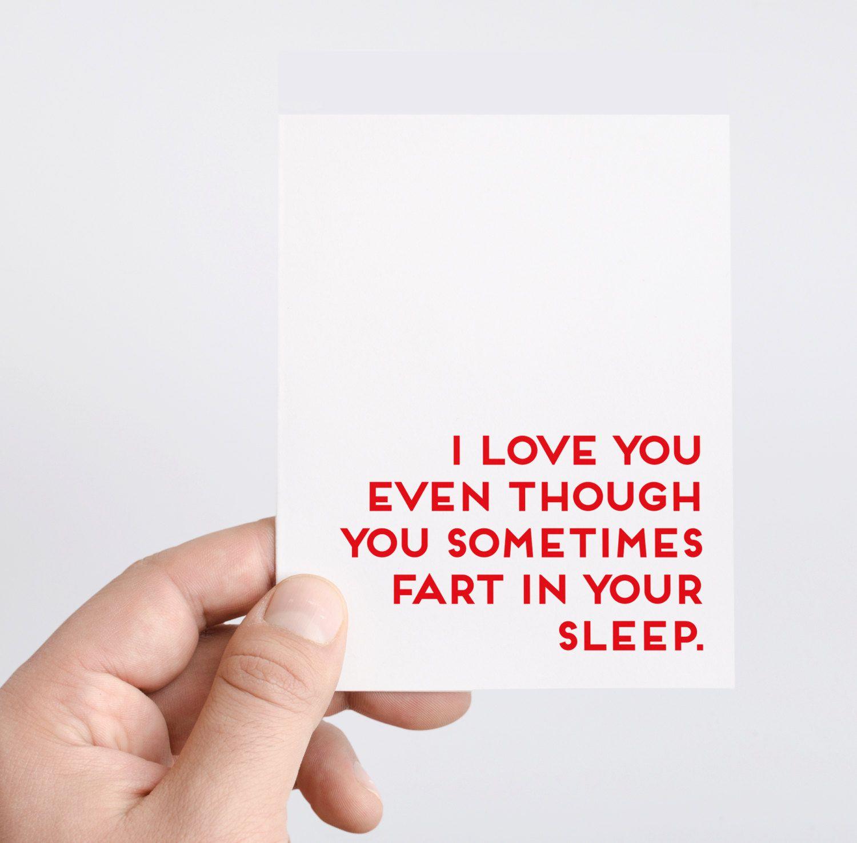 funny honest valentine