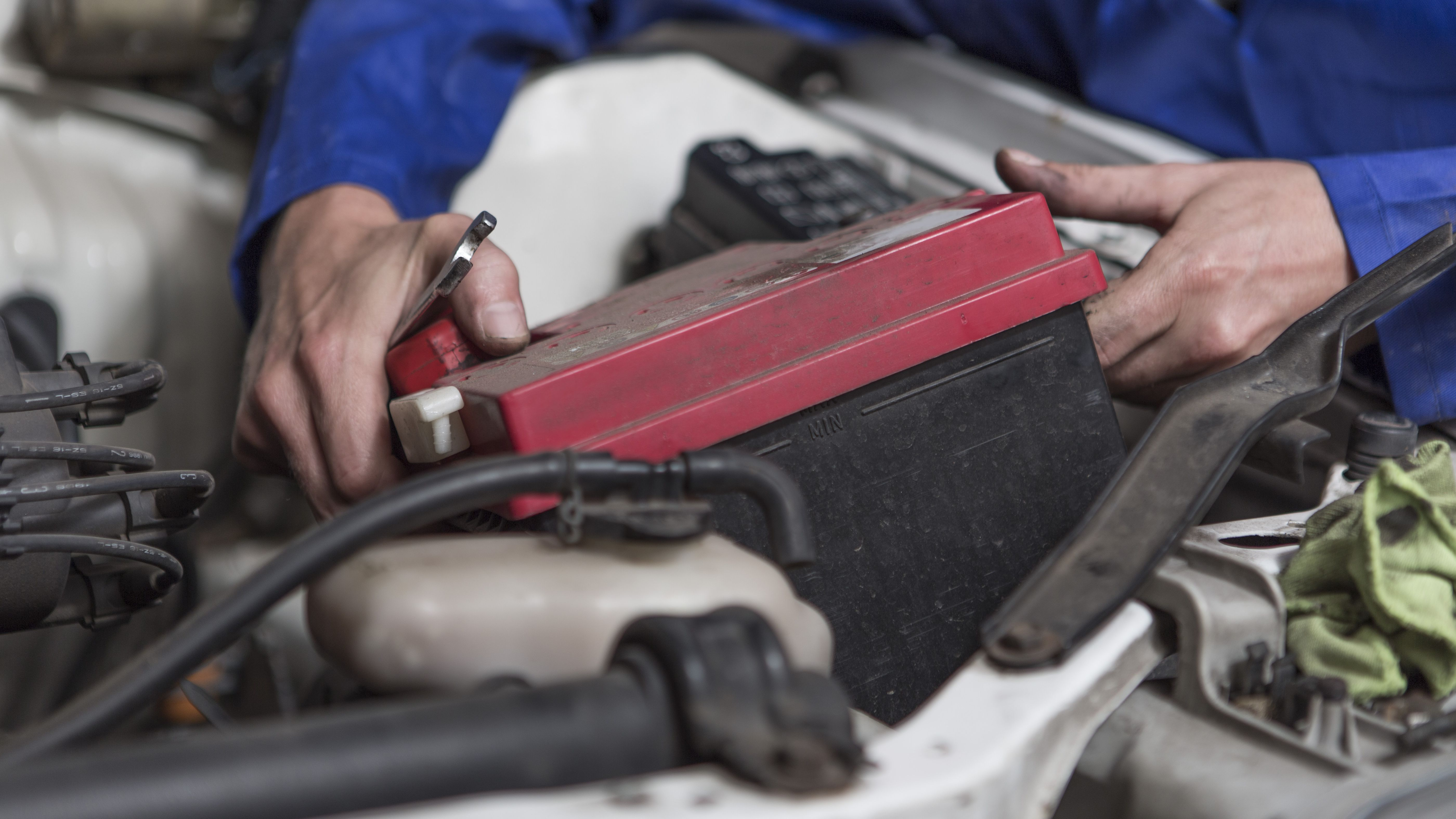 Vehicle Battery and Load Testing