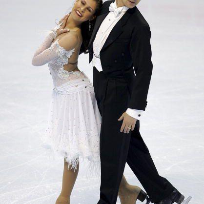 Melissa Gregory and Denis Petukhov