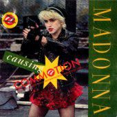 Madonna's Causing a Commotion cover