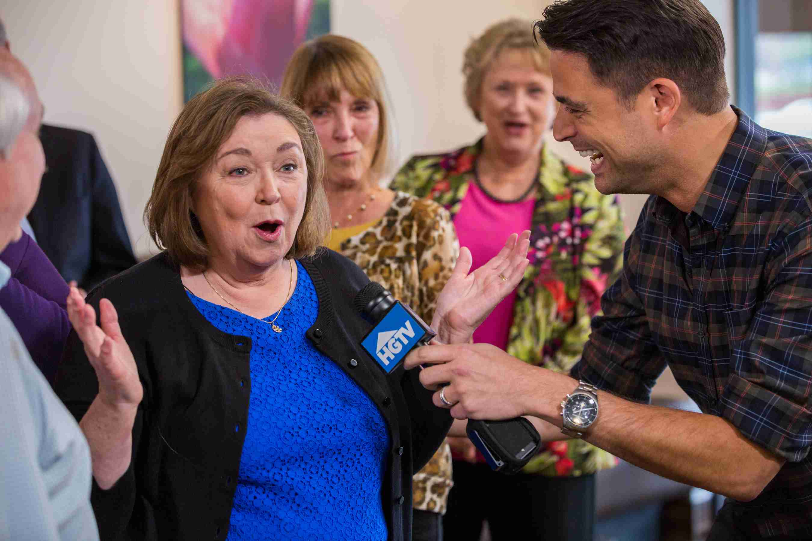 Katherine O'Dell from Alabama Wins the 2015 HGTV Dream Home