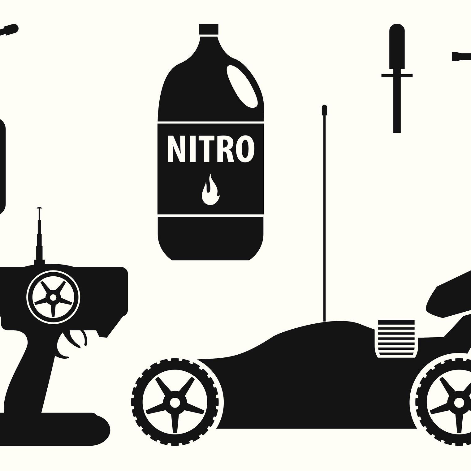 RC Vehicles: Nitro Fuel Percentage Differences