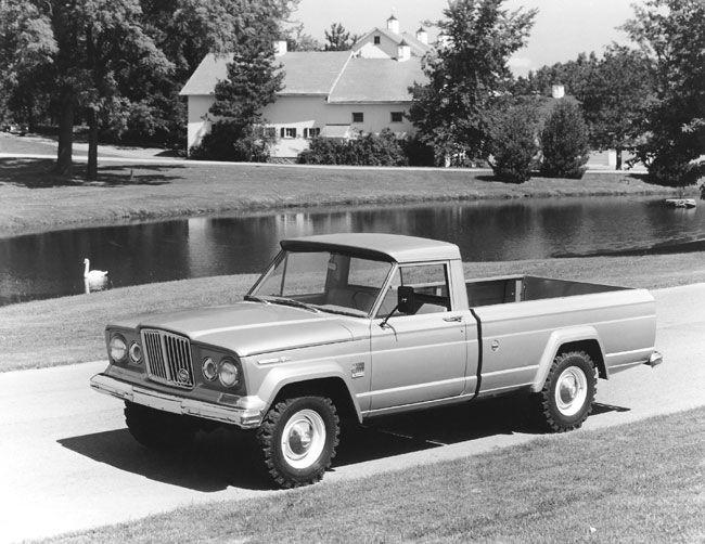 1968 Jeep Gladiator Truck