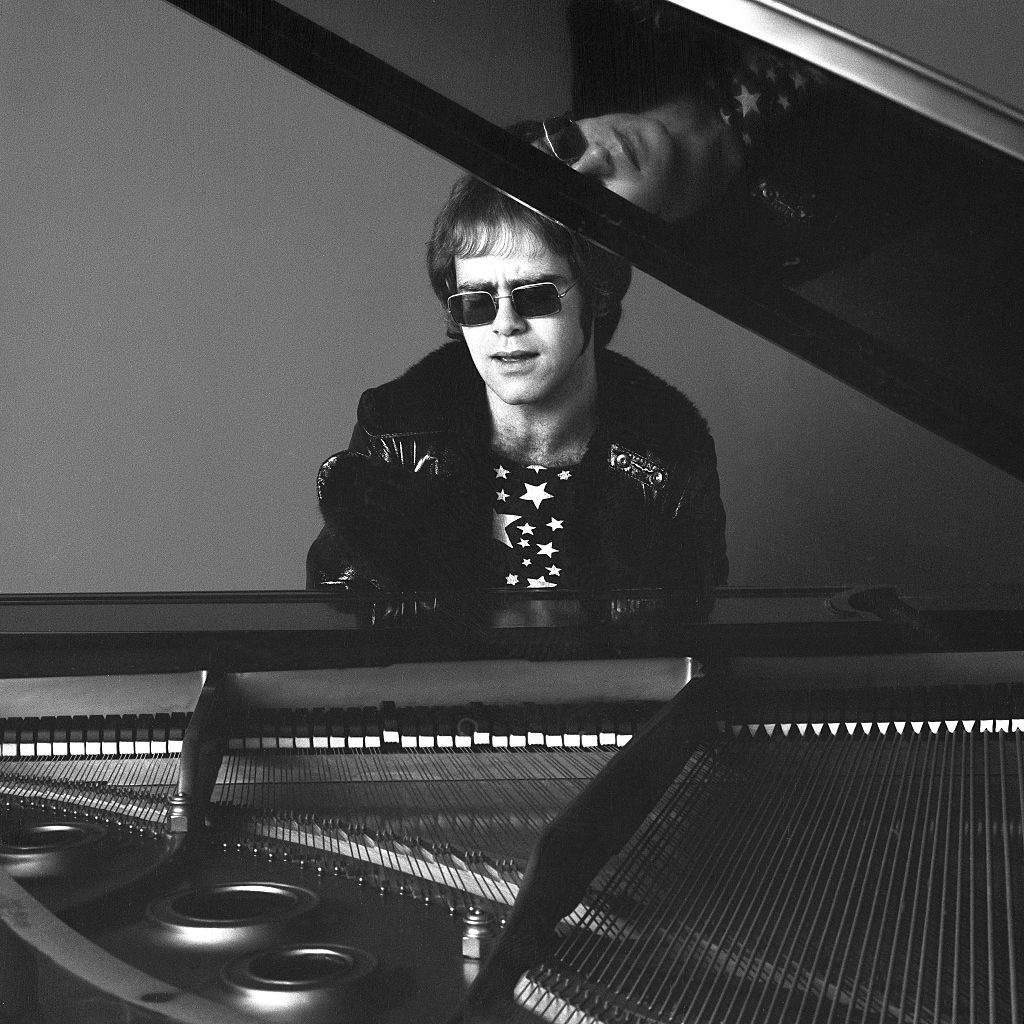 Elton John 1970