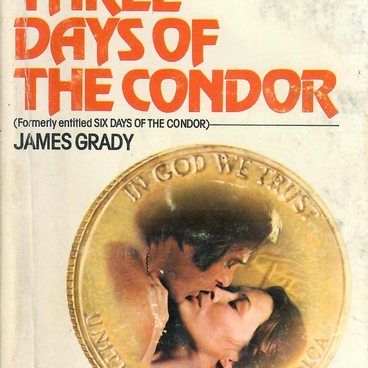 3 Days of the Condor Poster