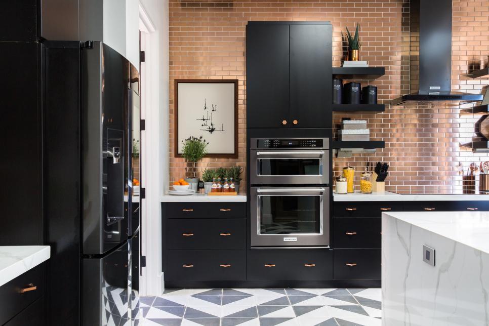 Kitchen of the 2017 HGTV Smart Home