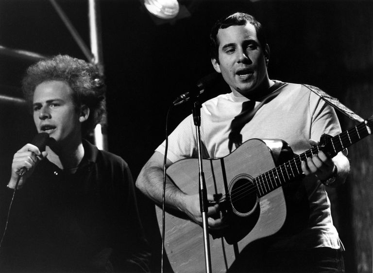 Photo of Art GARFUNKEL and SIMON & GARFUNKEL and Paul SIMON and SIMON AND GARFUNKEL