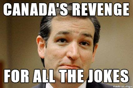 Canada's Revenge