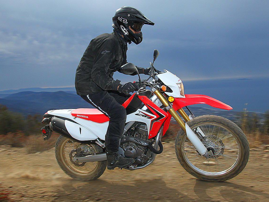 2013 Honda CRF250L Motorcycle Review - Mr  Dual Sport