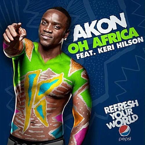 Akon featuring Keri Hilson -