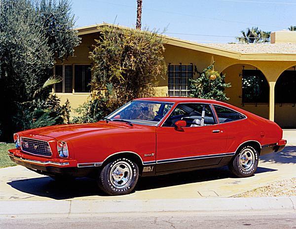 1974 Mach 1 Mustang II