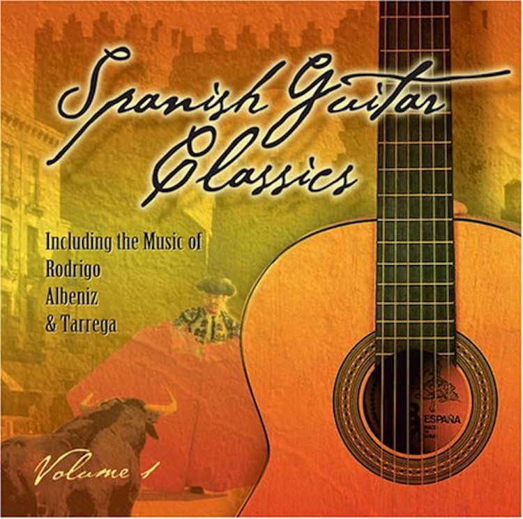 Classical Guitar Music CD's You Mustn't Live Without