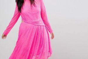 Asos Neon Dress