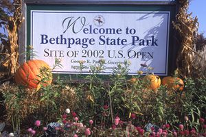 Bethpage State Park's golf courses are municipal courses
