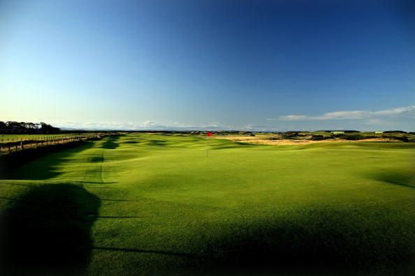 Old Course at St. Andrews Hole 16