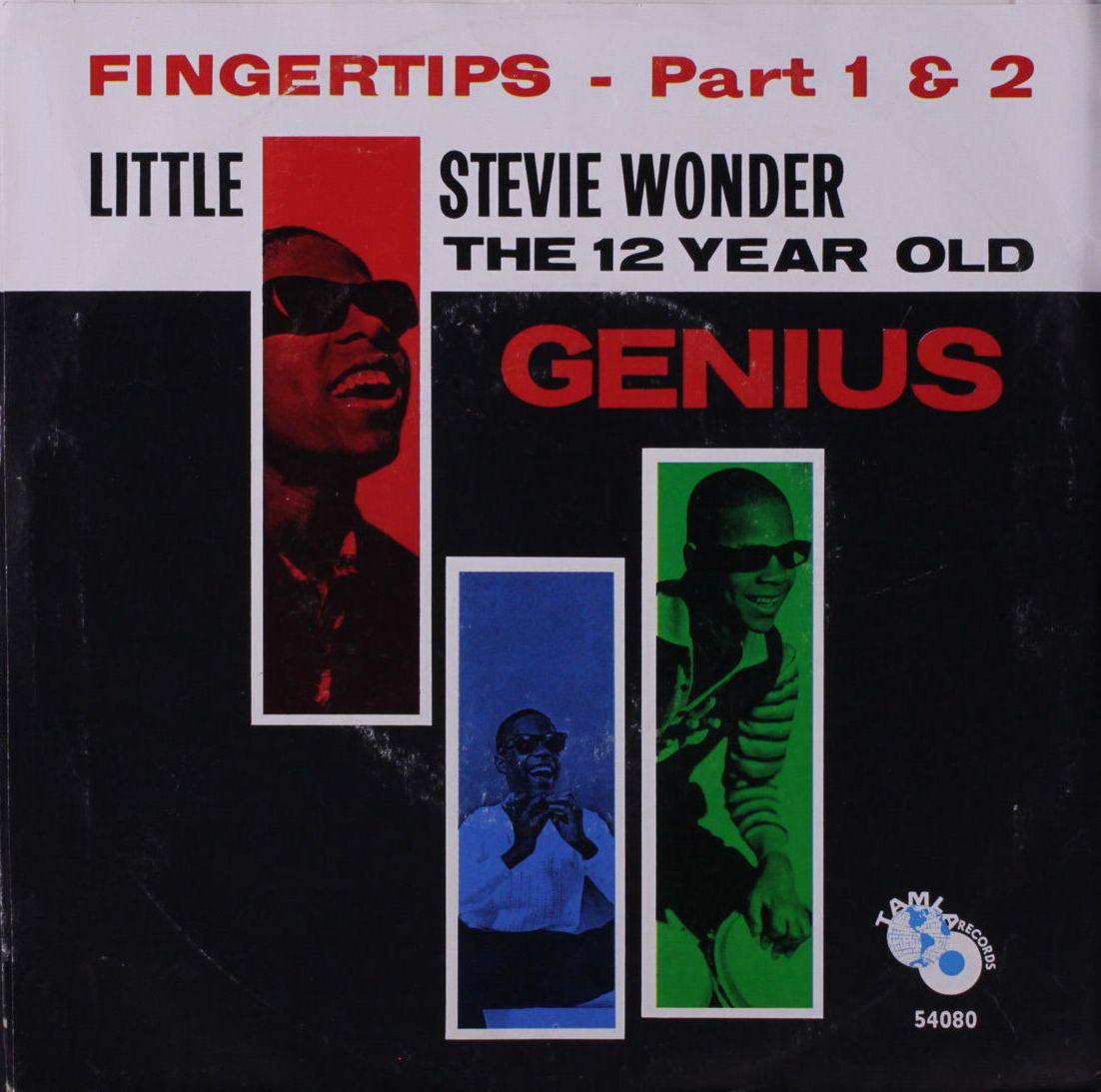 Stevie Wonder Fingertips