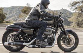 2016 Harley-Davidson Roadster Sportster