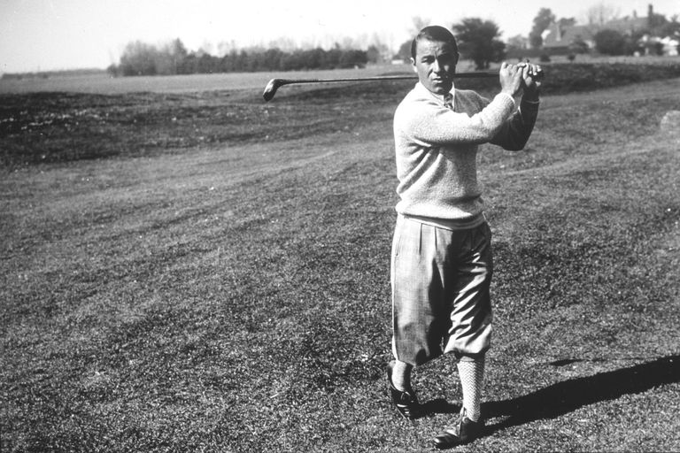 Gene Sarazen in 1926