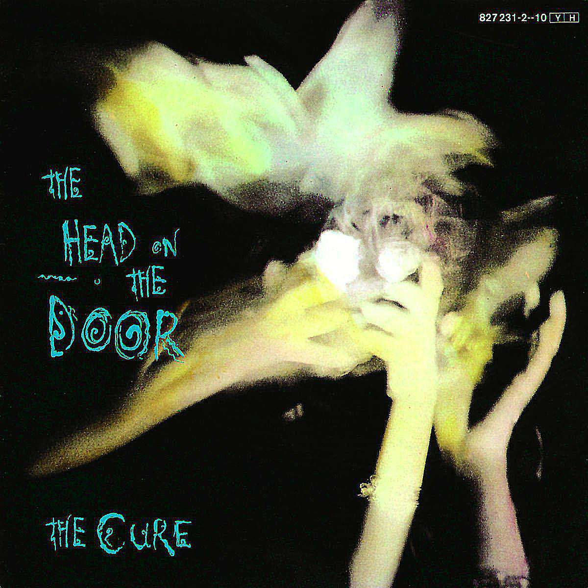 The Cure finally began to enjoy some American success with 1985's 'The Head on the Door.'