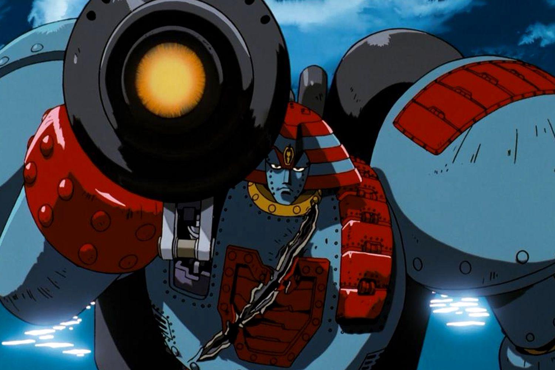 Giant Robo Anime Series