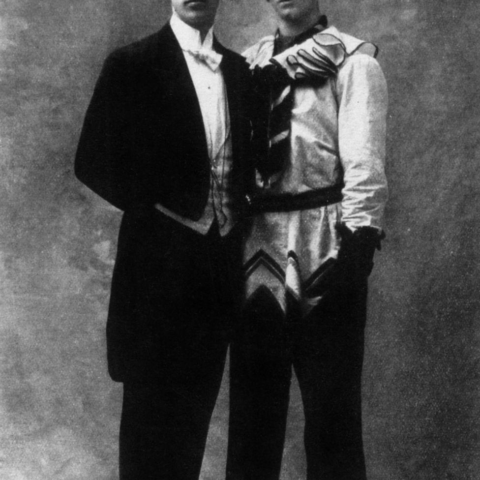 Igor Stravinsky Vaslav Nijinsky