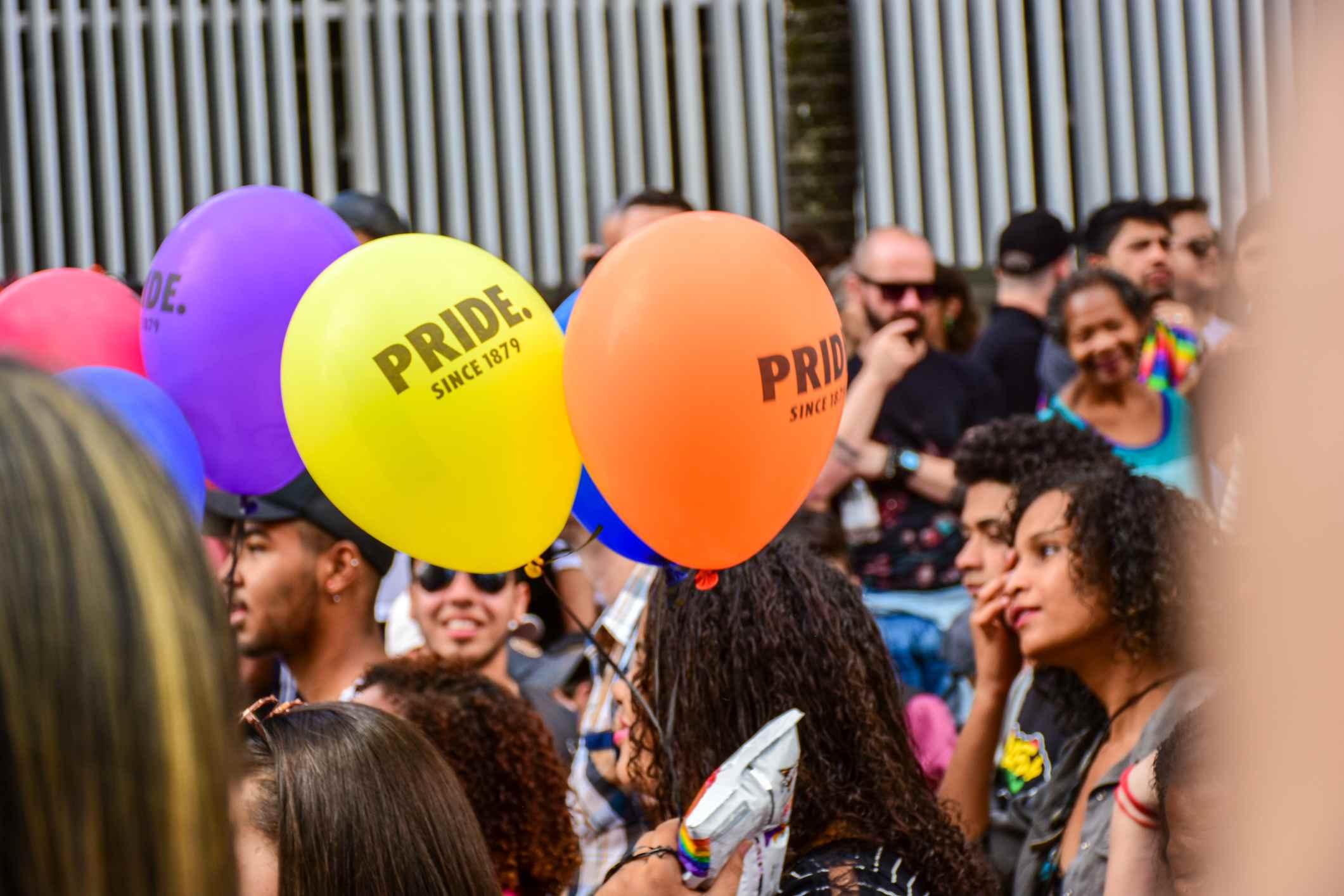 LGBT Pride 2017 São Paulo