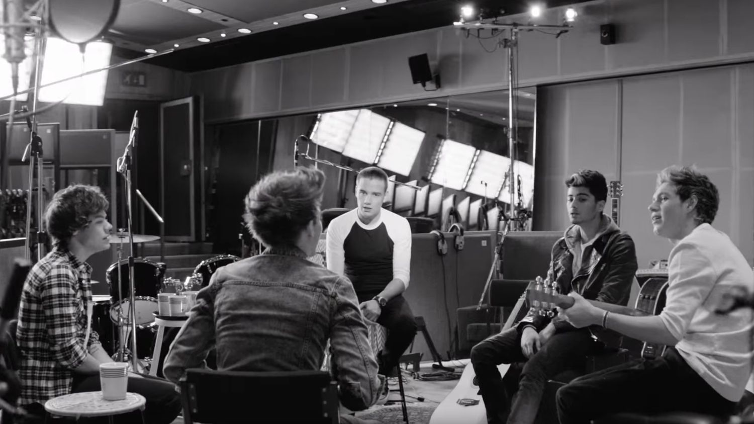 One Direction Little Things Music Video