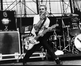 Green Day at Lollapalooza in 1994