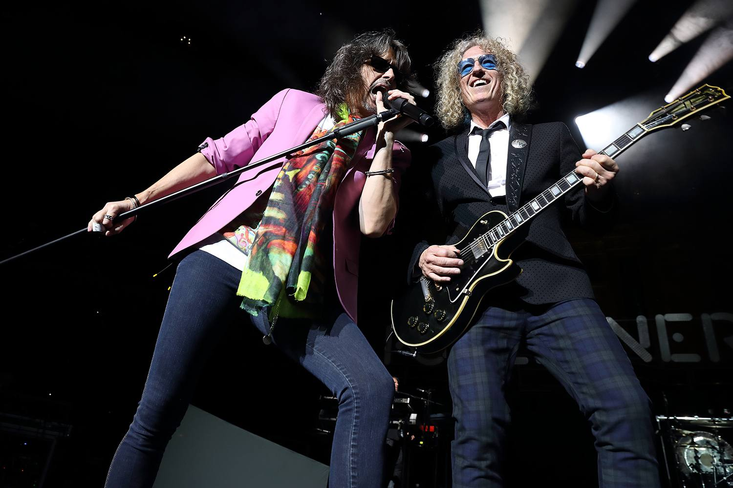 Foreigner Perform At The Royal Albert Hall Londo