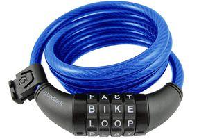 Word-Lock Bike Lock