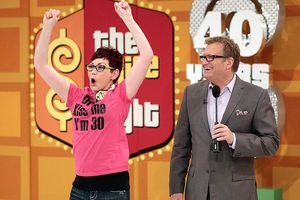Price is Right contestant