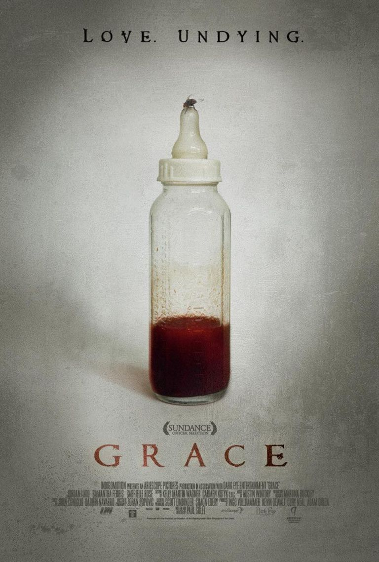 Grace movie poster