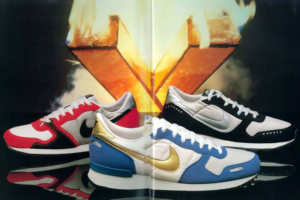 Estereotipo Levántate trimestre  The 8 Coolest Running Shoes of the 1980's