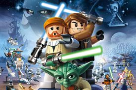 Lego Star Wars 3: The Clone Wars Poster